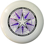 The Discraft 175 gram UltraStar